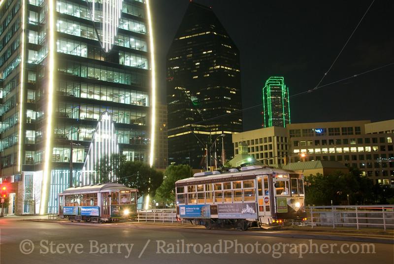 Photo 1224<br /> McKinney Avenue Transit Authority; Dallas, Texas<br /> June 19, 2008