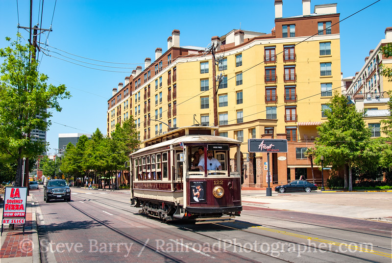 McKinney Avenue Transit; Dallas TX; 6/14/08