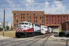 Photo 1158<br /> Trinity Railway Express; Fort Worth, Texas<br /> June 14, 2008