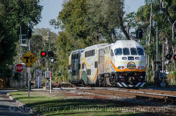Photo 3316 Sunrail; Winter Park, Florida February 13, 2015
