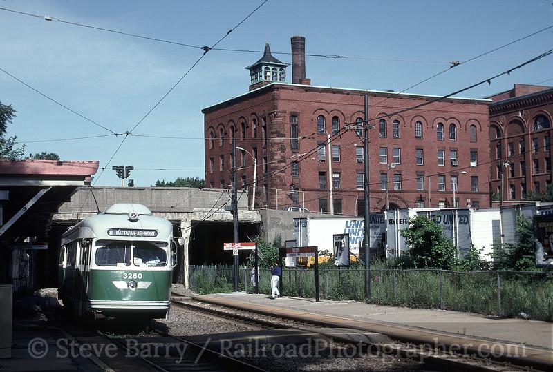 Photo 1445<br /> Massachusetts Bay Transportation Authority; Milton, Massachusetts