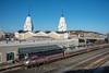 Photo 4414<br /> Massachusetts Bay Transportation Authority<br /> Worcester, Massachusetts<br /> November 12, 2017