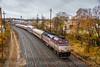 Photo 5358<br /> Massachusetts Bay Transportation Authority<br /> Lawrence, Massachusetts<br /> November 10, 2018