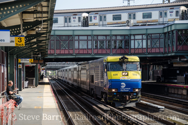 Photo 2509<br /> Long Island Rail Road; Woodside, Queens, New York<br /> September 14, 2012