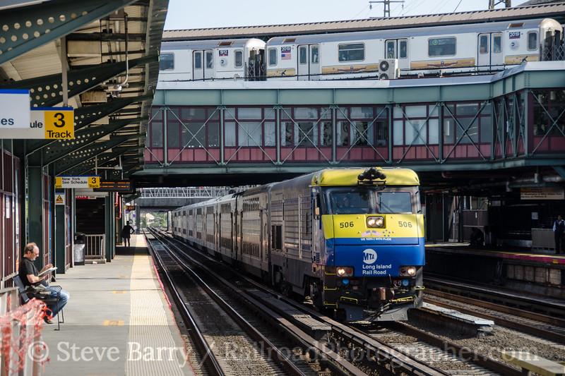 Photo 2509<br /> Long Island Rail Road; Woodside, Queens, New York<br /> September 14, 2012