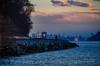 Photo 4029<br /> Metro North; Dobbs Ferry, New York<br /> January 30, 2017