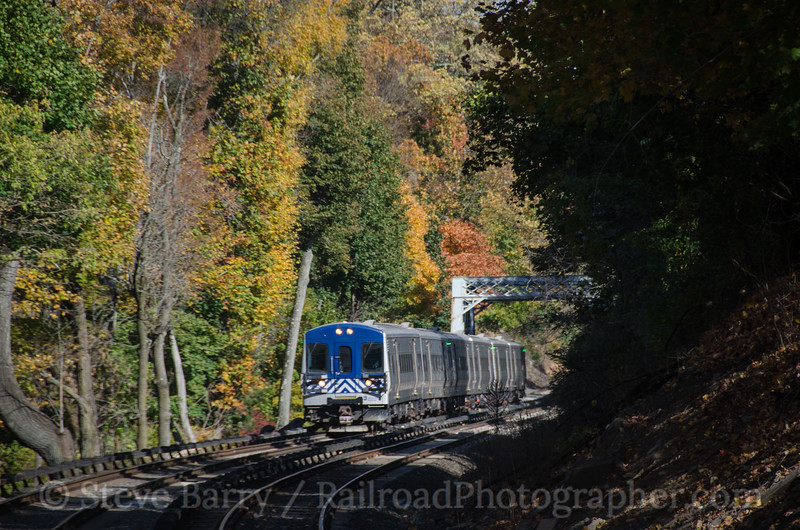 Photo 2826<br /> Metro North; Scarsdale, New York<br /> October 26, 2013