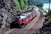 Photo 2852<br /> Metro North; Roa Hook, Peekskill, New York<br /> August 22, 1992