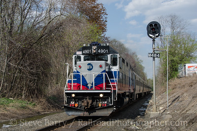 Photo 3398 New Jersey Transit; Netcong, New Jersey May 4, 2015
