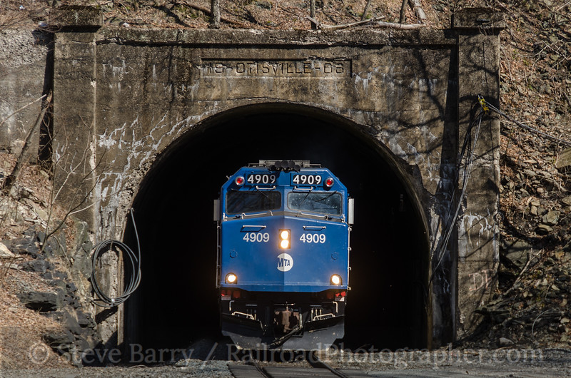 Photo 3125<br /> Metro-North; Otisville, New York<br /> April 12, 2014