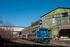 Photo 2296<br /> Metro North; Ansonia, Connecticut<br /> December 26, 2011
