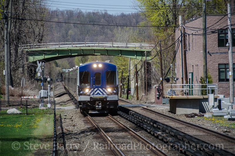 Photo 2671<br /> Metro-North; Mount Pleasant, New York<br /> April 21, 2013