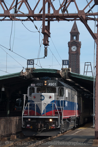 Photo 1974<br /> New Jersey Transit; Hoboken, New Jersey<br /> October 30, 2010