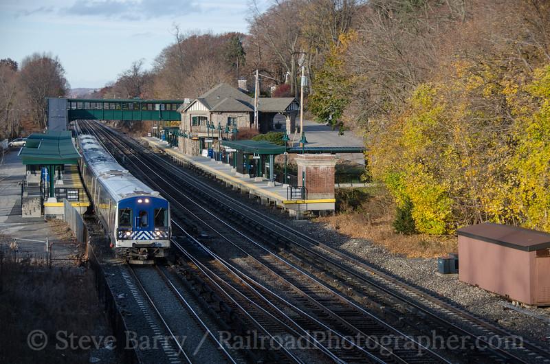 Photo 2838<br /> Metro North; Phillipse Manor, New York<br /> November 23, 2013