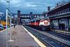 Photo 5536<br /> Metro North<br /> Poughkeepsie, New York<br /> November 1986