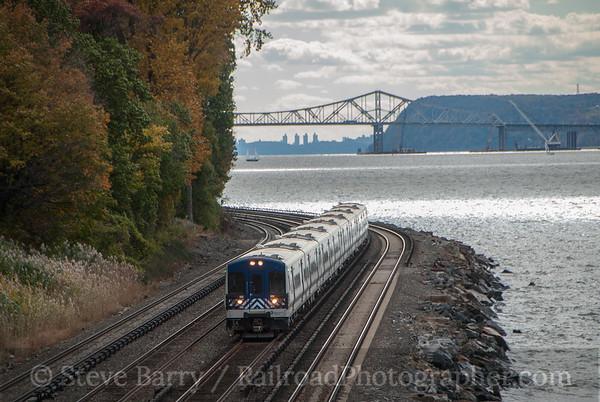 Photo 3241 Metro North; Scarborough, New York October 26, 2014