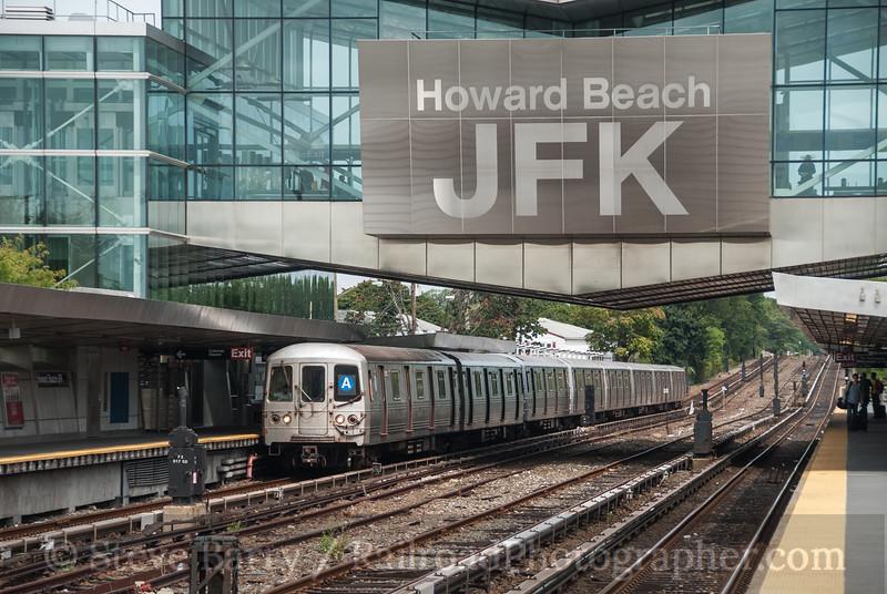 Photo 2526<br /> New York City Transit Authority; Howard Beach, New York<br /> August 21, 2010