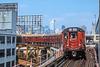 New York City Transit; Queens NY; 7/2002