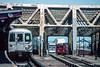 New York City Transit; Brooklyn NY; 5/30/93