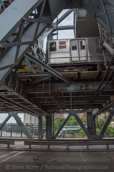 Photo 4259<br /> New York City Transit Authority<br /> Marble Hill, Manhattan, New York<br /> July 10, 2017