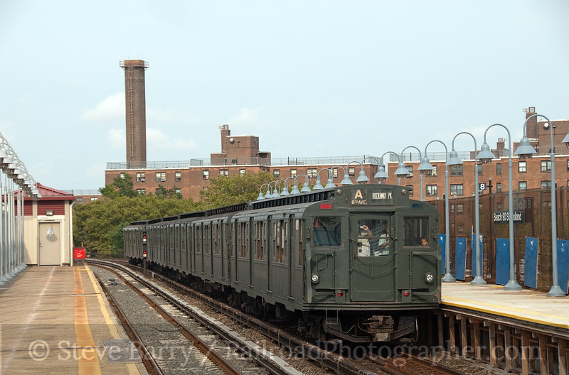 Photo 1934<br /> New York City Transit Authority; Beach-90th, Brooklyn, New York<br /> August 21, 2010