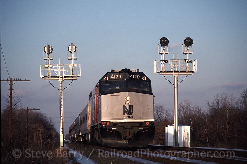 Photo 1365<br /> New Jersey Transit; Middlesex, New Jersey