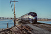 Photo 4113<br /> New Jersey Transit; Point Pleasant Beach, New Jersey<br /> March 1980