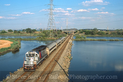 Photo 3586 New Jersey Transit; Kearny, New Jersey August 2001