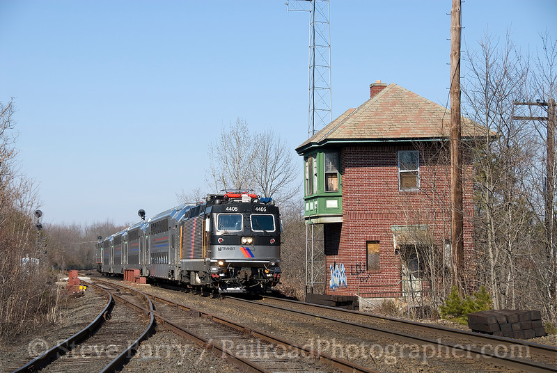 Photo 1463<br /> New Jersey Transit; Winslow Junction, New Jersey<br /> February 21, 2009