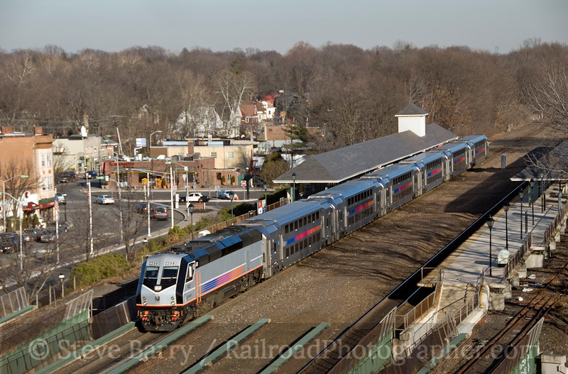 Photo 1801<br /> New Jersey Transit; Cranford, New Jersey<br /> January 23, 2010
