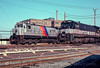 Photo 2717<br /> New Jersey Transit; Hoboken, New Jersey<br /> December 1981