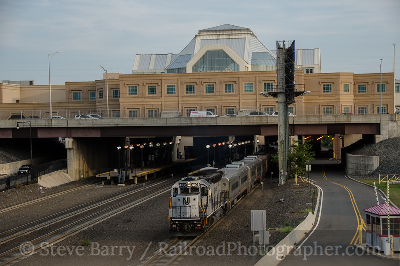 Photo 2454<br /> New Jersey Transit; Secaucus Junction, New Jersey<br /> September 14, 2012
