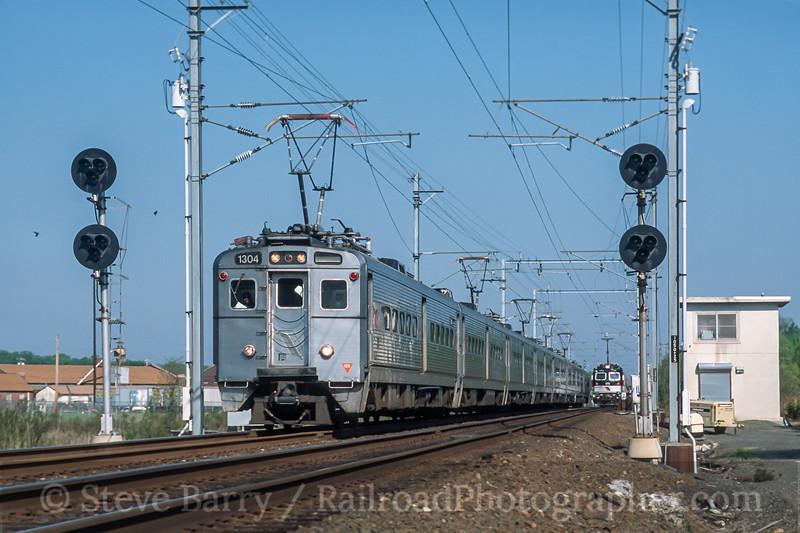 NJ Transit; Oceanport NJ; 5/2002