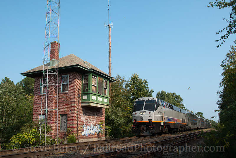 Photo 2212<br /> New Jersey Transit; Winslow Junction, Winslow, New Jersey<br /> September 3, 2011