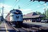 NJ Transit; South Amboy NJ; 5/1983