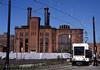 Photo 0361<br /> Hudson Bergen Light Rail (NJ Transit); Jersey City, New Jersey<br /> August 2001