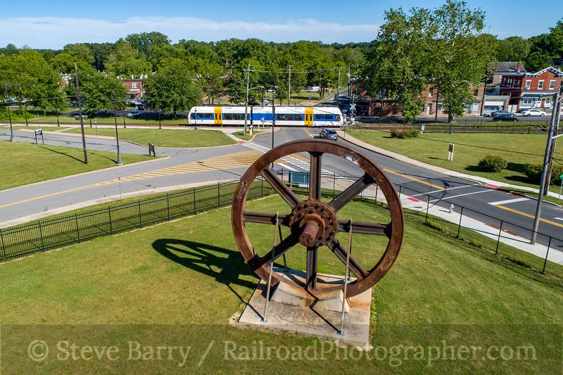 RiverLine (NJT); Roebling NJ; 6/13/20