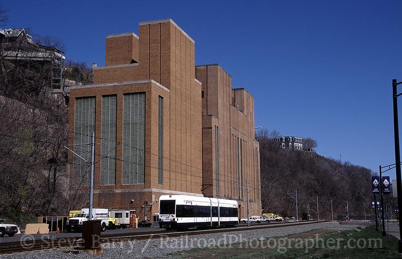 Photo 0637<br /> Hudson Bergen Light Rail (NJT); Weehawken, New Jersey