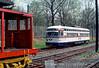 Photo 2855<br /> Newark City Subway (NJ Transit); Franklin Loop, Newark, New Jersey<br /> April 21, 1985