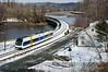 Photo 3319<br /> RiverLine (NJ Transit); Bordentown, New Jersey<br /> March 8, 2015
