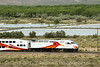 Photo 0950<br /> New Mexico Rail Runner; Isleta, New Mexico<br /> May 16, 2007