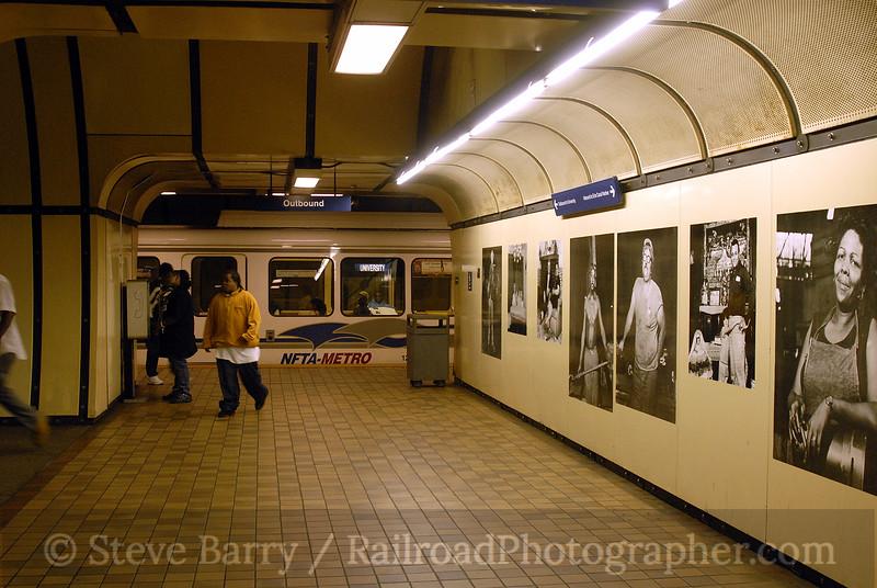 Photo 0773<br /> Niagara Frontier Transportation Authority; Buffalo, New York<br /> September 23, 2006