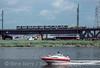 Photo 2858<br /> Port Authority Trans Hudson; Kearny, New Jersey