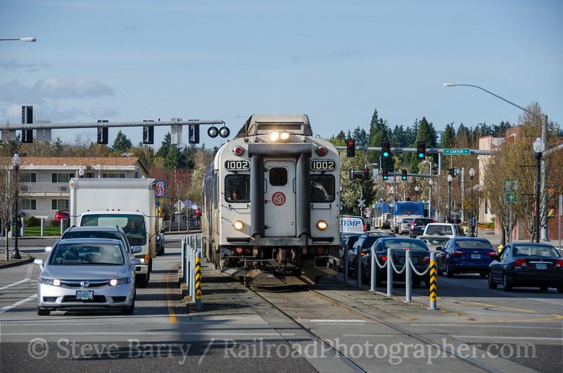 Photo 3703<br /> Westside Express Service; Beaverton, Oregon<br /> March 16, 2016