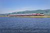 Photo 3793<br /> Altamont Commuter Express; Alviso, California<br /> March 2005