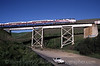 Photo 0765<br /> Altamont Commuter Express; Greenville Bridge, Livermore, California