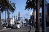 Photo 0338<br /> MUNI; The Embarcadero, San Francisco, California<br /> March 2002