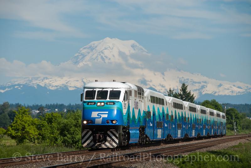 Photo 2112<br /> Sounder; Waller, Washington<br /> June 21, 2011