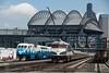 Photo 2096<br /> Amtrak and Sounder; Seattle, Washington<br /> June 17, 2011