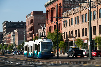 Tacoma Link and Central Link